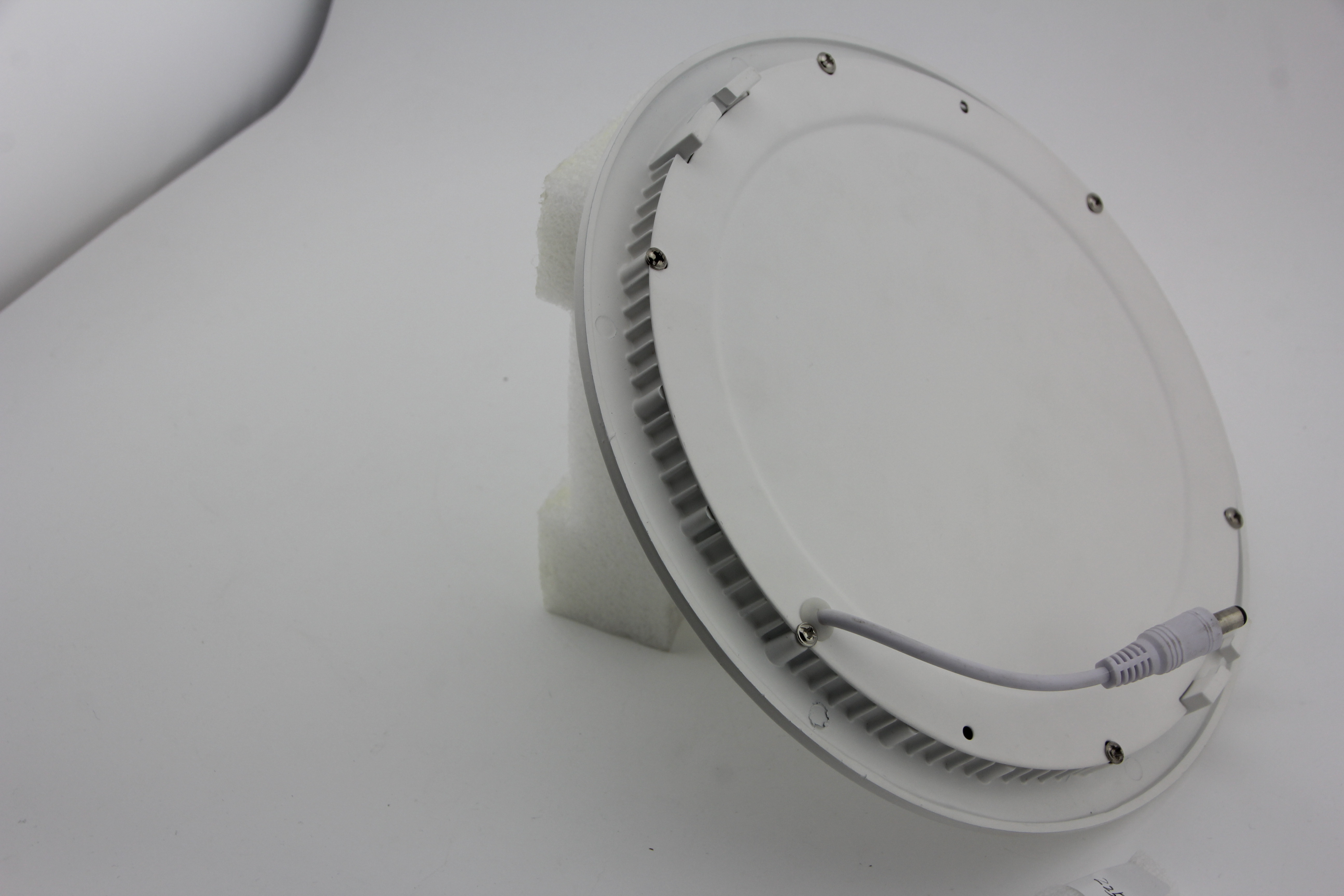 Dimmable LED Panel Light Round SMD Chip 18W