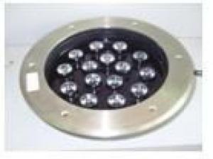 LED Underground Light RGB 16W
