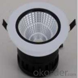 LED Downlight Plastic COB 5 W