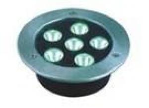 LED Underground Light Rpund RGB 7W