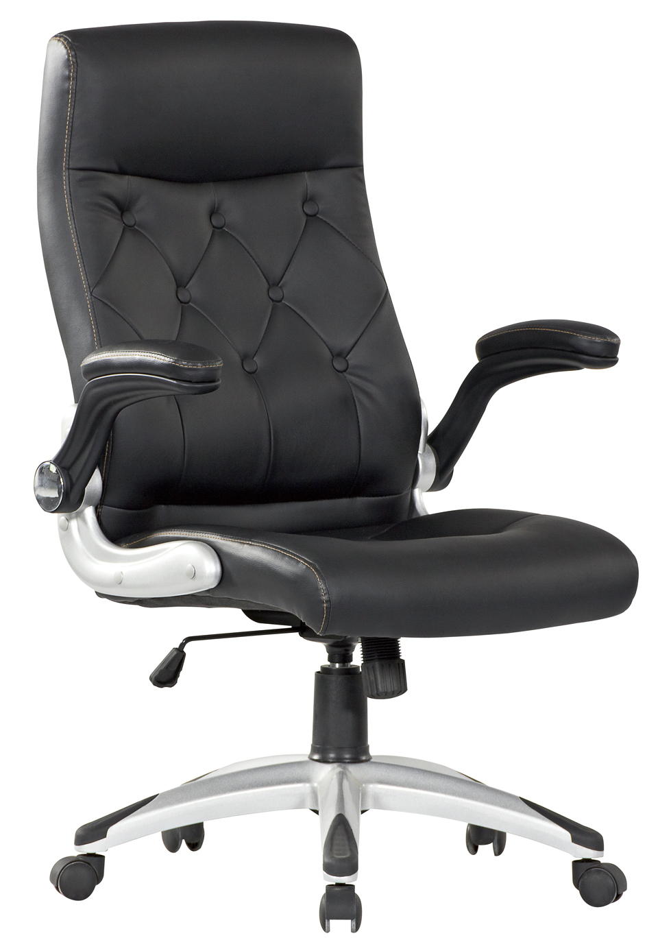 Classical Hot Selling High Quality PU  Front Office Chair
