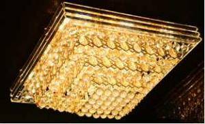 Crystal Ceiling Light Pendant Lights Classic Golden Ceiling Pendant Light 148PCS Light Ball 800*800