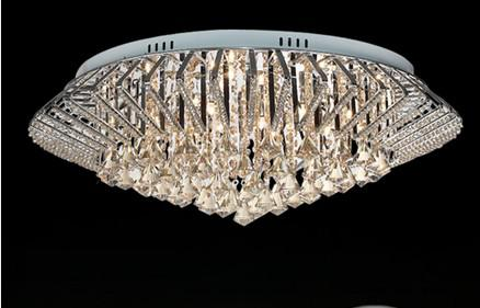 Sitting Room Light Type 4 800*310mm LED Crystal Ceiling Light Pendant Lights Classic Ceiling Pendant Light