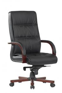 Classical Hot Selling High Quality High Back Bonded Leather Front Office Chair