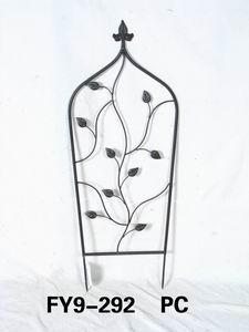 Home Decoration Garden Decor Iron Wrought Trellis
