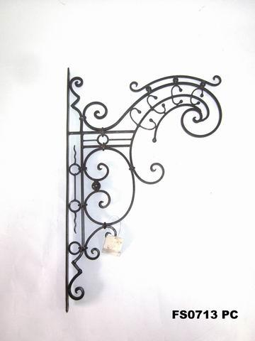 Hot Selling Home Decor Metal Wall Art Decoration Hook
