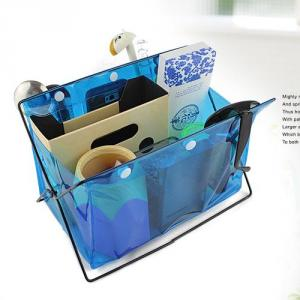 High Quality Home Storage PVC Transparent Debris Rack