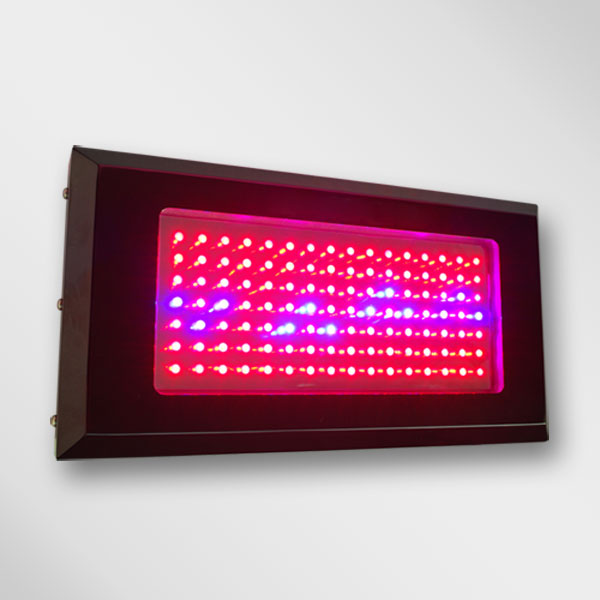 LED Grow Light Red630 Blue460  with  Full Spectrum 120x1Watt  Square
