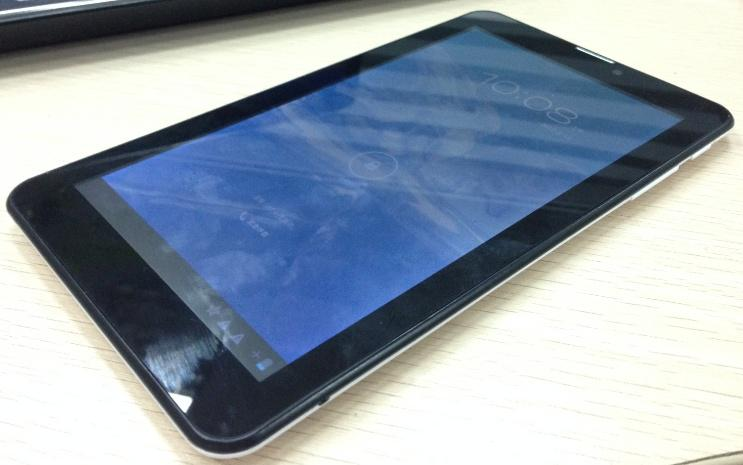 Tablet PC CM307 MTK6572 Dual-core Cortex-A9 DDR512M + 4G 7inch