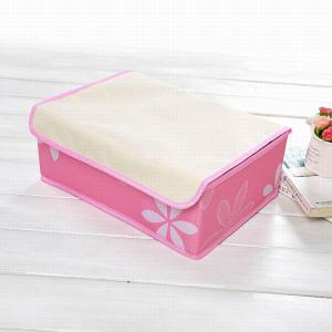 High Quality Home Storage 8 Grid Bra Storage Box