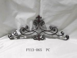 Antique Home Decoration Metal Thick Iron Wall Art Decoration