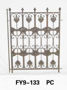 Home Decoration Garden Decor Coral Coast Willow Creek Metal Trellis