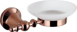 Hardware House Bathroom Accessories Rose Gold Series Soap Dish Holder