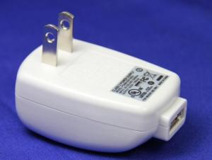 AC/DC Adapters 8W USB UL, PES Certificate