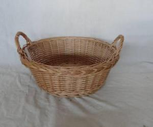 Home Storage Willow Basket Natural Willow Basket