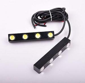 Auto Lighting System DC 12V 0.35A 1W Red CM-DAY-013