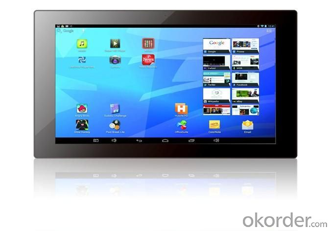 Quad Core 18.5 Inch Cortex A9 1.6GHz Super Tablet PC 10 Ponit Capacitive Touch Screen WIFI 8GB