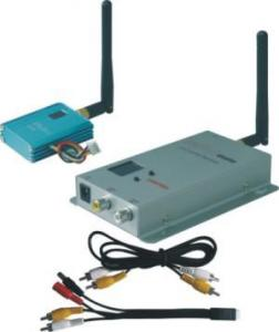 Wireless Transmitter and Receiver for 12CH 400m