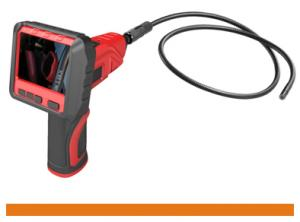 Wireless Recordable Inspection Camera With 3.5Inch Color LCD Monitor IP67 Waterproof 8833FB