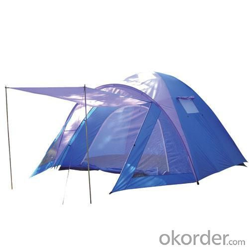 High Quality Outdoor Product 185T Polyester Classical Camping Tent