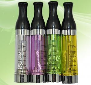 Electronic Cigarette CE6 Clear Atomizer