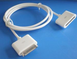 8 pins extendable cable for apple iPhone 4/4GS IPAD2 iPhone3G/3GS iPod touch iPod classic iPod nano
