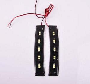 Auto Lighting System DC 12V with 0.7A 0.2W Red CM-DAY-049