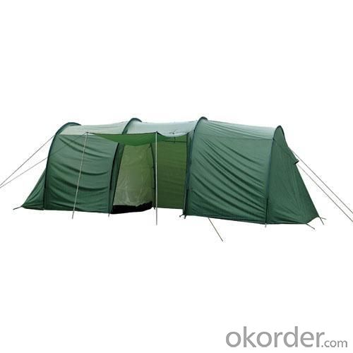 High Quality Outdoor Product Classical Army Green Family Tent