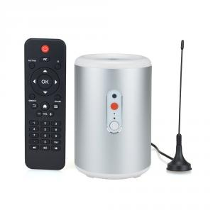 Q8 Andriod TV Box Quad Core Android 4.2.2 OS Mini TV BOX 2G 8G 2.0MP Camera Mic Bluetooth Silver