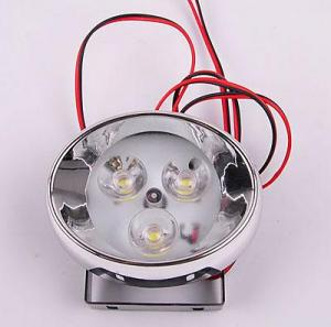 Auto Lighting System DC 12V 0.35A 1W with White CM-DAY-069