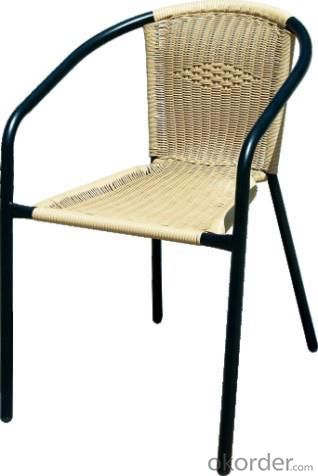 Hot Selling Outdoor Furniture Classical Outdoor Steel Rattan Chair