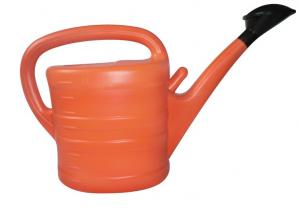 High Quality Outdoor Product PE/PP Orange Watering Can
