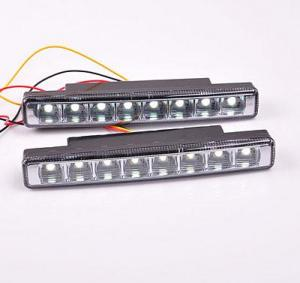 Auto Lighting System  LED Car Light DC 12V with Red CM-DAY-046