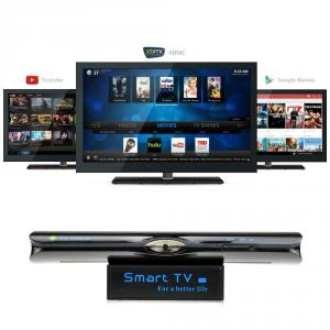 Smart TV V3II Quad Core 2GB RAM 8GB ROM Android 4.2 1080P TV Box Media Player Built-in 5M HD Camera and MIC
