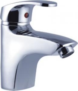 Single Handle Bathroom Faucet Contemporary Basin Mixer
