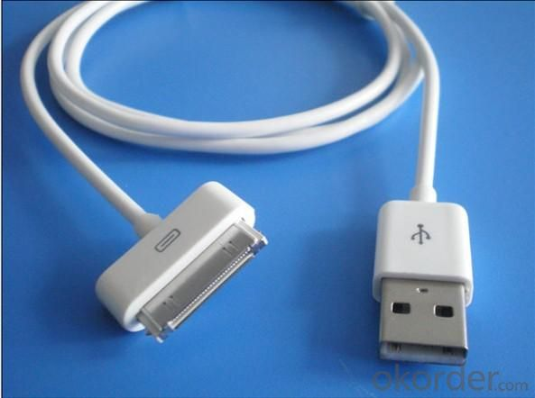 iPhone iPod Charger Cable iPhone4 iPhone3G/3GS iPod touch iPod classic iPod nano 100CM