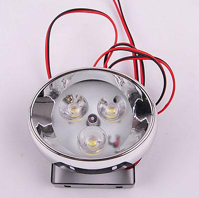 Auto Lighting System DC 12V 0.35A 1W with Blue CM-DAY-068