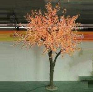 LED Artifical Real CuckooTree Lights Flower String Christmas Festival Decorative Light Red/Yellow 130W CM-SLGFZ-2160L1