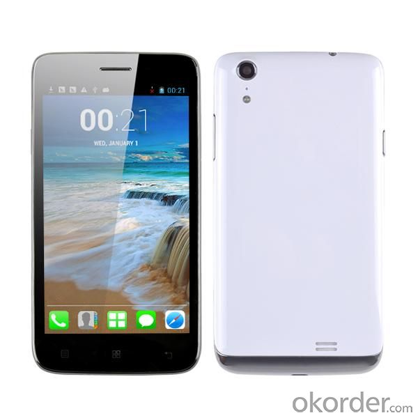 Mobile Phones Android 4.2.2 3G Network 4.5 inch dual core 512M/4GB CM-C2000
