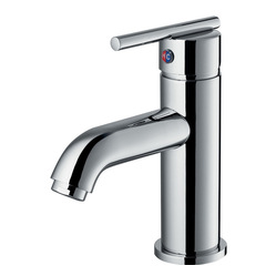 New Fashion Single Handle Bathroom Faucet Contemporary Basin Mixer