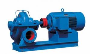 Multi-Stage Mixed Flow Pump