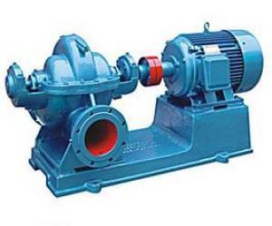 Horizontal Double Suction Pump