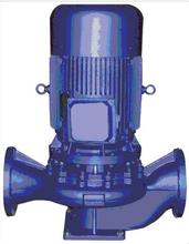 Single Stage Vertical Centrifugal Pump