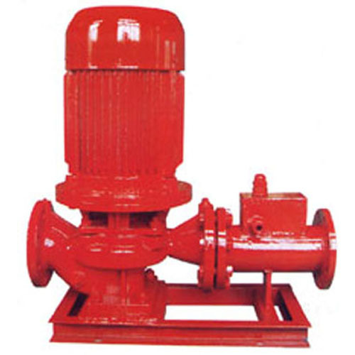 Pressure Maintaining Fire Pump Set