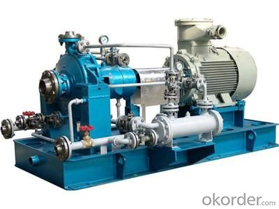 OH2 Heavy Duty Petrochemical Processing Pump
