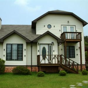 Elegant Prefabricated House Hot Sale