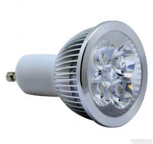 LED 4x1W Spot Light Gu10 Dia-cast Aluminum  110-240V