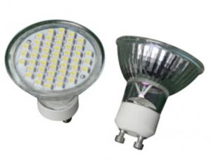 LED 3W Spot Light Gu10 SMD LED Chip 110-240V