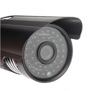 Night Vision 650TVL 48 IR LED CCTV Security Bullet Camera Outdoor Series FLY-7536