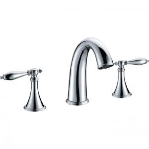 2014 New Tap Design With Brass Handle And Chrome Plated Brass